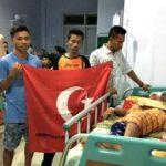 PPMC Bantu Nenek Siti, Penderita Mata Bernanah