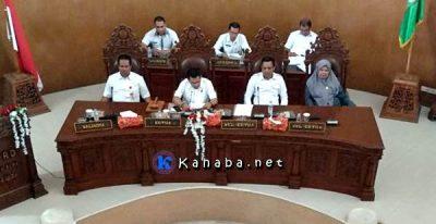 Komisi II Kritik Kelola Anggaran Perjalanan Dinas di Bagian Sekretariat Dewan