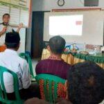 Pemdes Rasabou Jadi Pilot Project Pemuktahiran BDT