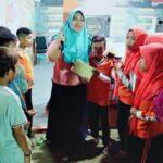 KPU Bima Sosialisasi Pilkada di Pameran Pembangunan