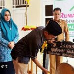 Walikota Bima Resmikan Rumah Aspirasi Pemberdayaan Perempuan