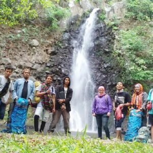Air Terjun Oi Panihi, Panorama Tersembunyi di Tambora