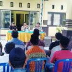 Kapolres Bima Sosialisasi Pengamanan Pilkades di Polsek Belo