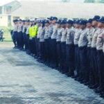 Pengamanan Pilkades, Polres Bima Kota Sebar 450 Personil