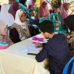 PLN Gelar Pemeriksaan Kesehatan Gratis di Kecamatan Hu'u