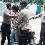 Mabuk dan Perkosa Pelajar, 2 Pemuda Ini Digelandang ke Polres