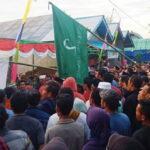 Coblos Pilkades Belum Mulai, Warga Leu Sudah Baku Hantam di TPS