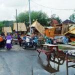 Puting Beliung Robohkan 11 Lapak Pantai Lawata