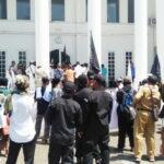 FUI Bima Kutuk Kebiadaban RRC Terhadap Muslim Uighur
