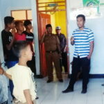 Tuntut Transparansi Dana Desa, Aliansi Pemuda Talabiu Ngamuk di Kantor Desa