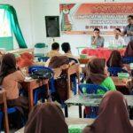 KPU Edukasi Santri Tentang Pilkada di Ponpes Al Maliky