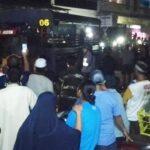 Maling ini Babak Belur Dihakimi Massa, Polisi Kesulitan Evakuasi