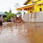 188 Rumah Warga di Desa Bolo Direndam Banjir