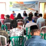 BPD 4 Desa di Bolo Ikuti Pelatihan Peningkatan Kapasitas