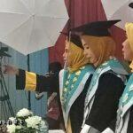 43 Mahasiswi Akbid Harapan Bunda Diwisuda dan Sandang Gelar Ahli Madya Kebidanan