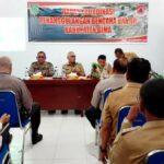 Jelang Musim Hujan, BPBD Kabupaten Bima Rakor Penanggulangan Bencana Banjir