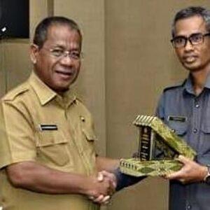 Kelola Anggaran dengan Baik, KPU Kabupaten Bima Raih Penghargaan dari KPPN
