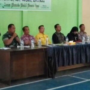 FPP Penatoi Adakan Seminar Potensi Kekerasan Atas Dasar Keyakinan