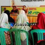Bawaslu Kabupaten Bima Sosialisasi Kampung Pengawasan Partisipatif