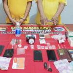 Sabu-Sabu, 2 Orang Ini Dibekuk Tim Opsnal Sat Narkoba