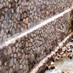 Antisipasi Banjir, Pemdes Tumpu Buat Talud Sungai Kolo