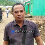 Pokmas Keluhkan Pembangunan Rumah di Kadole yang tak Kunjung Rampung