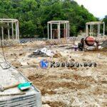 Cek Proyek Taman Kodo, Dewan: Itu Pekerjaan Baru Sekitar 65 Persen