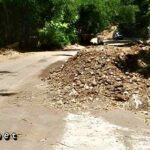 Pelebaran Jalan Nungga-Toloweri CS Telan Anggaran 6,7 Rp Miliar, Hasil Pekerjaan Mulai Rusak