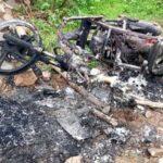 Diduga Curi Kambing, 2 Pemuda di Massa, Motornya Dibakar