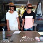 Diduga Pengedar Sabu-Sabu, 2 Warga Wera Pai Dibekuk Polisi