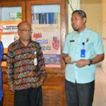 Wawali Bima Gelar Sidak, Pegawai Tidak Ikut Apel Dipotong Tunjangan Kinerja