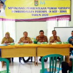 DPPPA Sosialisasi Pembentukan Rumah Aspirasi Pemberdayaan Perempuan di Kelurahan Kodo
