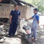 Ungkap Curanmor di Desa Tawali, Polsek Wera Tangkap 3 Pemuda