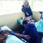 Peringati Hari Jadi, STIKES Yahya Bima Gelar Pengobatan Gratis dan Donor Darah