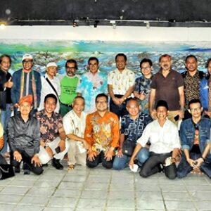 """Pamerkan """"Sampah"""", Ridwan Manantik Gugah Dou Mbojo"""