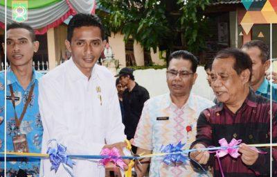 Posyantek Kecamatan Mpunda dan E-Planning Resmi Diluncurkan