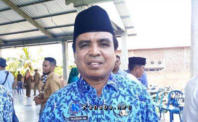 Kepala DPMDes Kabupaten Bima Tajuddin