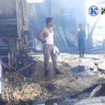Pemdes Nggembe Prioritaskan Bedah Rumah Untuk Korban Kebakaran di Jala