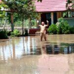 SMPN 5 Palibelo Langganan Banjir, Proses KBM Terganggu