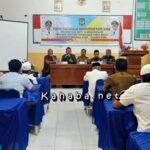 Sikapi Kejadian di Minahasa Utara, Bakesbangpol Kota Bima Rakor Bersama FKUB