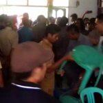 Audiensi PPMC Bersama Pemdes Cenggu Berakhir Ricuh