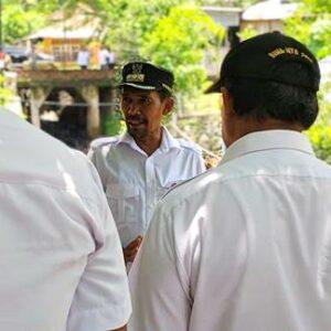 Walikota Bima Tinjau Tanah Longsor di Dodu, Dinas PUPR Akan Segera Perbaiki