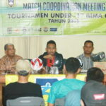 Jaring Bibit Profesional, Turnamen Sepakbola Bima Cup I U-17 Digelar