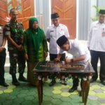 Walikota Bima Resmikan Masjid HM Nur A Latif