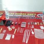 Pemilik Kabur, Sat Narkoba Amankan Sabu-Sabu 5,51 Gram di Kelurahan Paruga