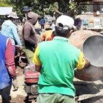 Pemdes Nggembe Mulai Kerjakan Dana Desa Tahap Pertama
