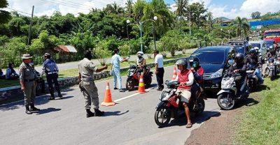 Pemeriksaan di Batas Kota Kini Berbasis KTP