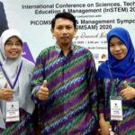 Dosen STIE Bima Jadi Pembicara Pada International Conference di Malaysia