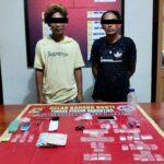 Sat Narkoba Sergap 2 Pemuda Desa Nipa Pemilik Sabu-Sabu