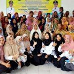 Hj Zaenab Apresiasi Semangat Peserta Ikut Pelatihan Pengolahan Ikan